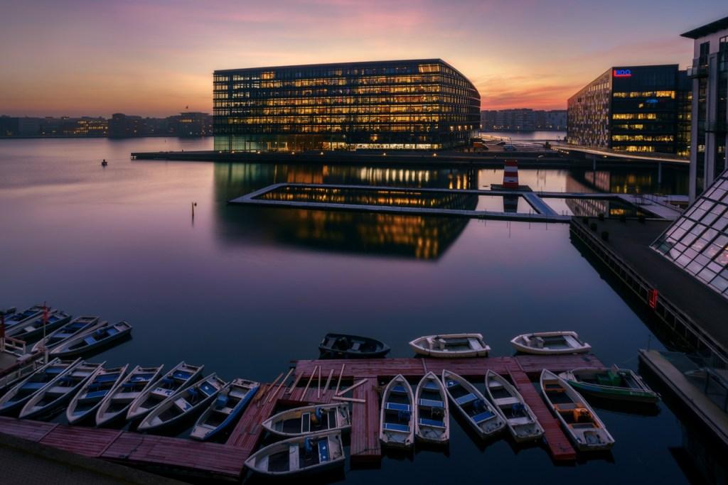 Das Aller Building in Kopenhagen