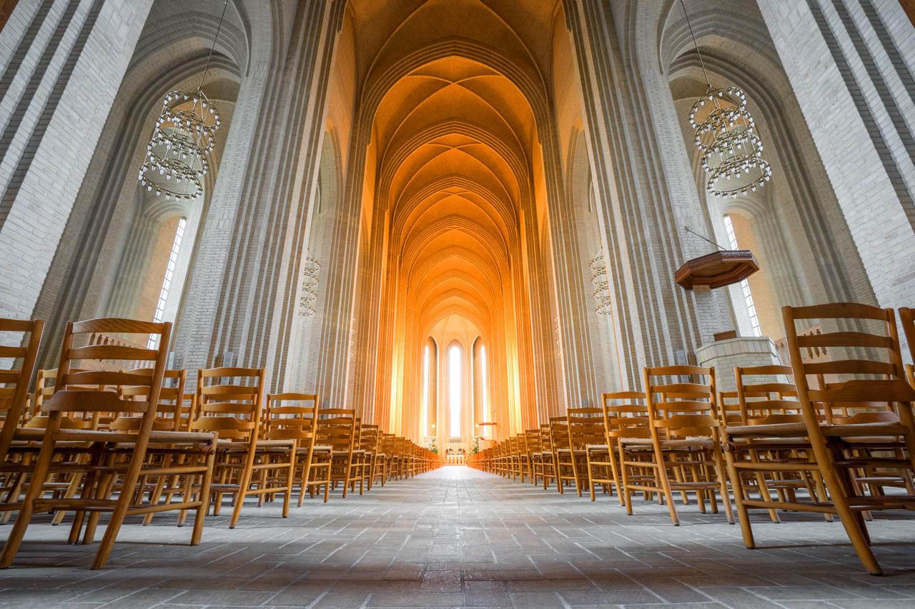 Grundtvigs Kirke in Kopenhagen