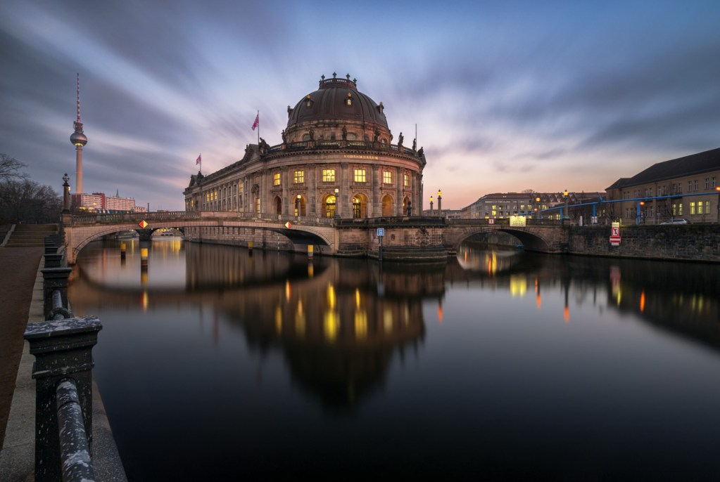 Das Bode Museum in Berlin