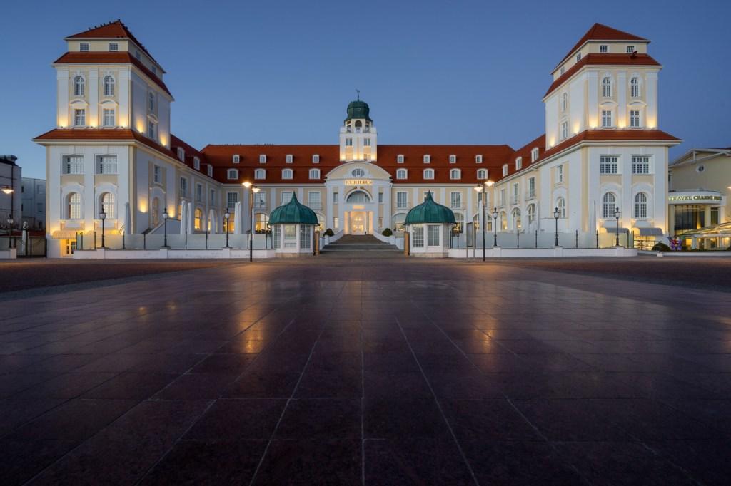 Kurhaus Binz auf Rügen