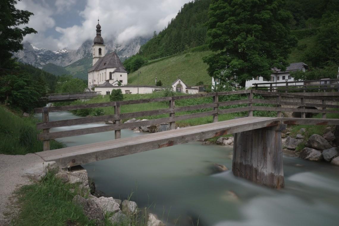 Ramsau in Berchtesgaden als RAW