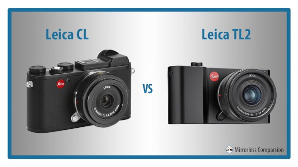 The 10 Main Differences Between the Leica CL and Leica TL2 ...