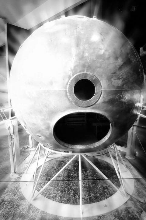 Albequerque Balloon Museum