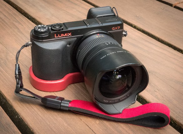 GX7 IR camera