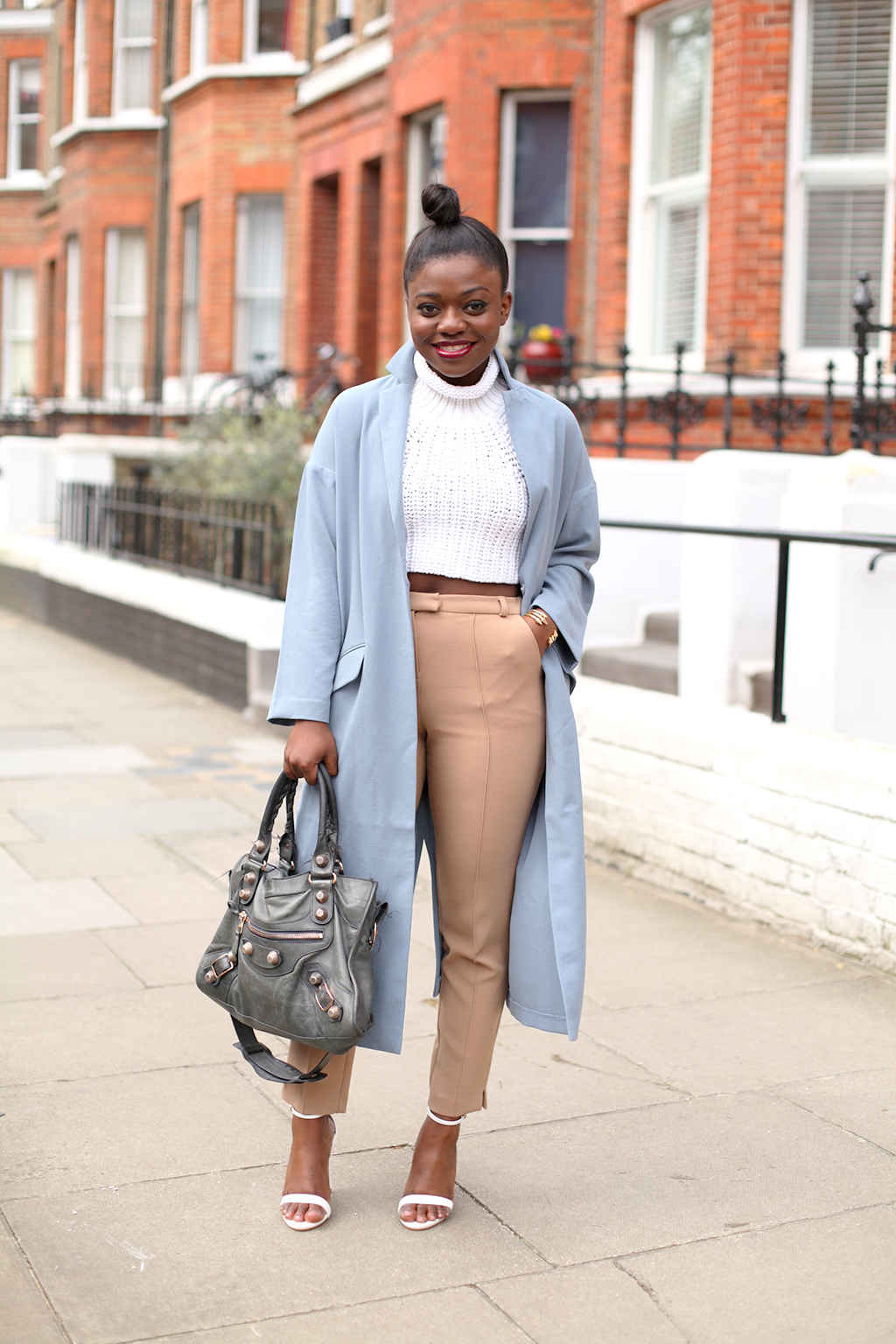 Image result for black blogger in duster coat