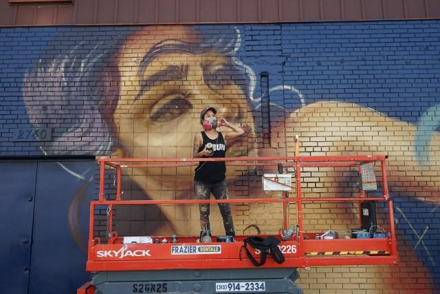 Murals in the Market detroit michigan ile ilgili görsel sonucu