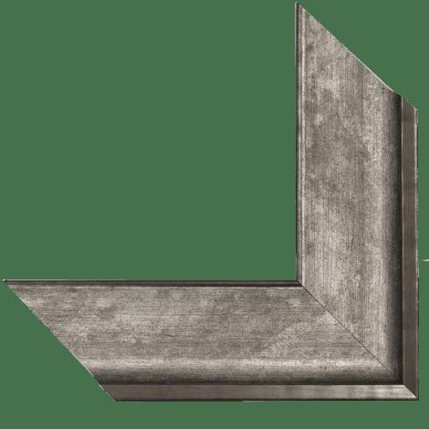 Concrete Corner Mirror Frame