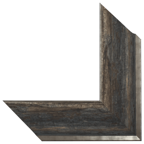 5019 Rustic Harbor Mirror Frame