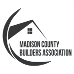 madison county builders association logo
