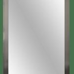 5002 Polished Chrome Mirror Frame