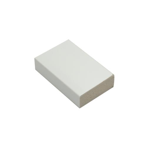 white cotton chip sample
