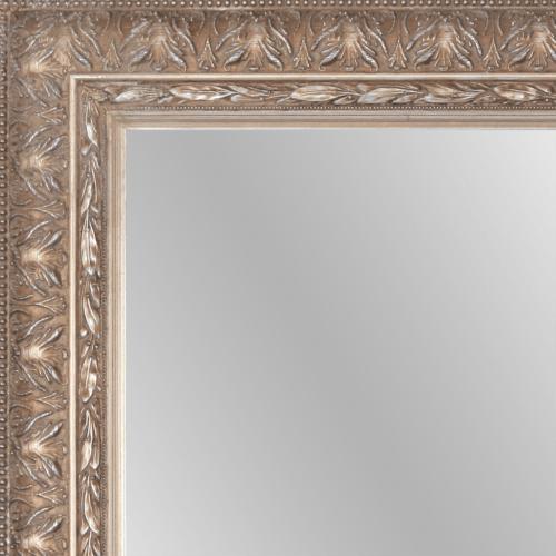1460 Champagne Framed Mirror