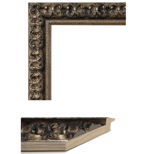 1594 Najera Mirror Frame Sample