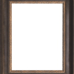 1661 Bronze Mirror Frame