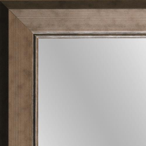 1673 Electron Framed Mirror