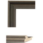 2446 Dark Pewter Mirror Frame Sample