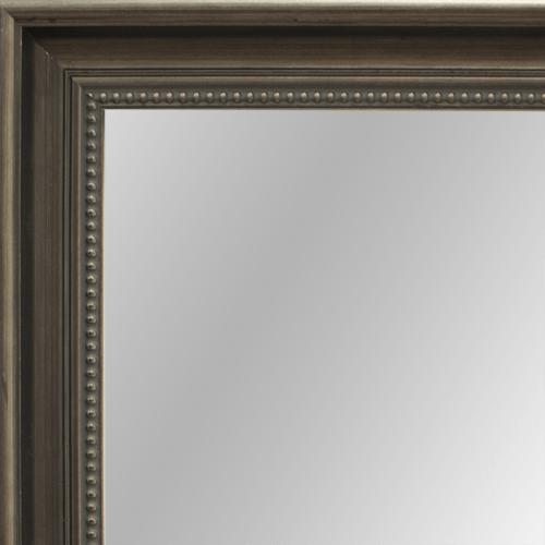 2446 Dark Pewter Framed Mirror