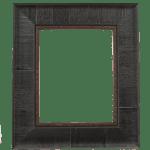 4029 Dark Burl Brown Mirror Frame