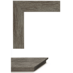 4033 Grey Mirror Frame Sample