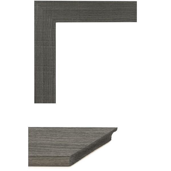 grey oakwood mirror frame samples