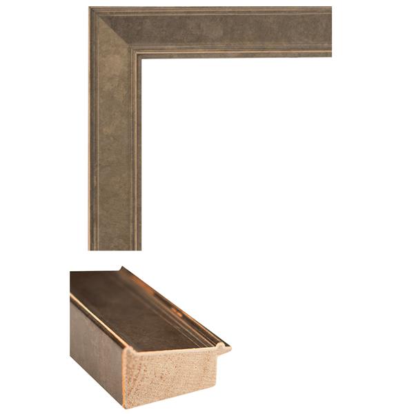 light bronze flat mirror frame samples