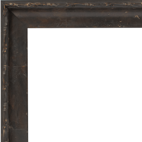 4110 Walnut Ebony Mirror Frame