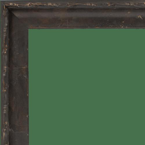 4110 Walnut Ebony Mirror Frame