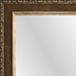 2429 Pumpernickel Framed Mirror