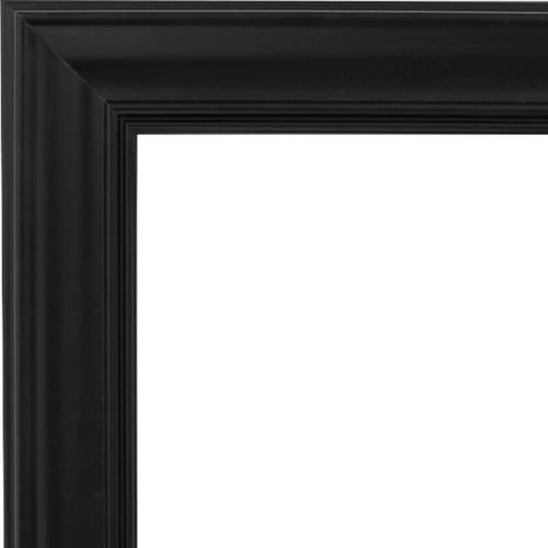 4030 Black Mirror Frame