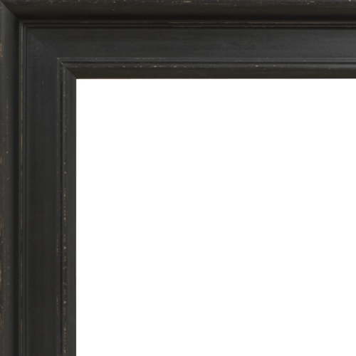 4080 Black Mirror Frame