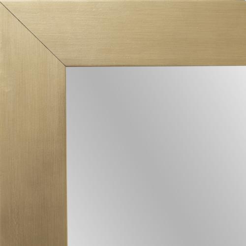 4155 Millennial Gold Framed Mirror