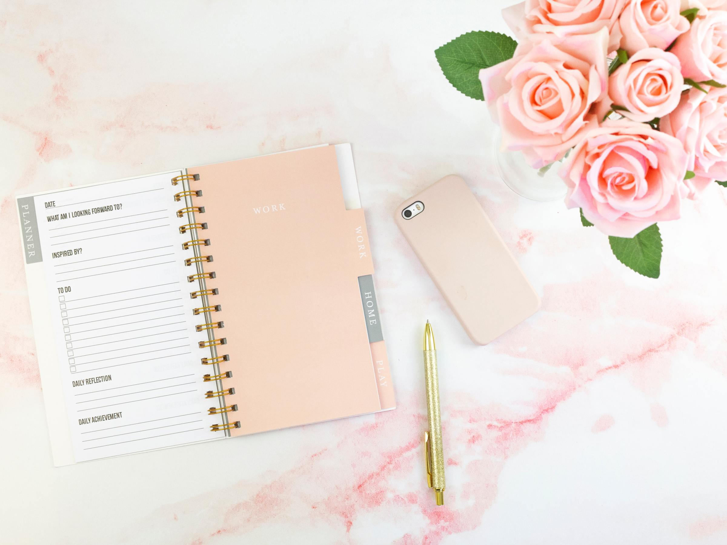 Planner and schedule