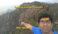 VIDEO देवेन्द्र के साथ ऊंचे पहाड़ों की ट्रैकिंग, और दर्शन करें ऐतिहासिक पिनाथ मंदिर के
