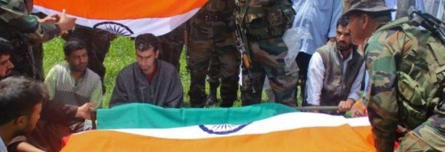 उत्तराखंड का एक और सेना अधिकारी शहीद, मेजर वी एस ढोंडियाल ने पुलवामा में दिया सर्वोच्च बलिदान