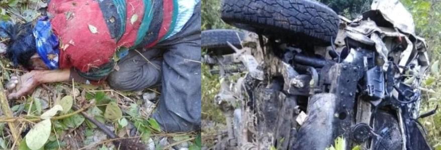 उत्तराखंड – दर्दनाक सड़क हादसे में एक ही परिवार के तीन लोगों की मौत, 5 लोग घायल हालत गंभीर