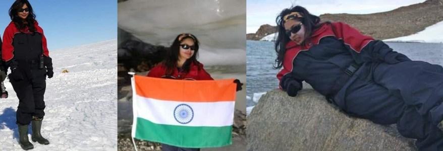 दक्षिणी ध्रुव पर जाने वाली देश की पहली महिला युवा सर्वेयर बनी पायल, उत्तराखंड और देश का नाम किया रोशन