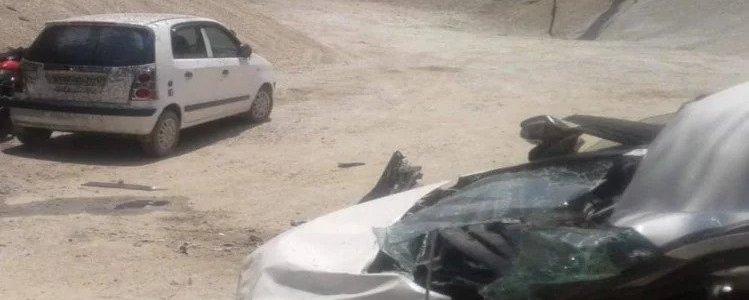 उत्तराखंड पहाड़ में दर्दनाक सड़क हादसे में प्रधानाचार्य की मौत, बेटी की शादी की तैयारी के लिए निकले थे घर से