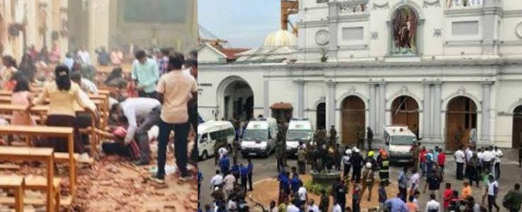 IS ने ली श्रीलंका में सीरियल ब्लास्ट की जिम्मेदारी, अब तक 10 भारतीय सहित 321 मौत