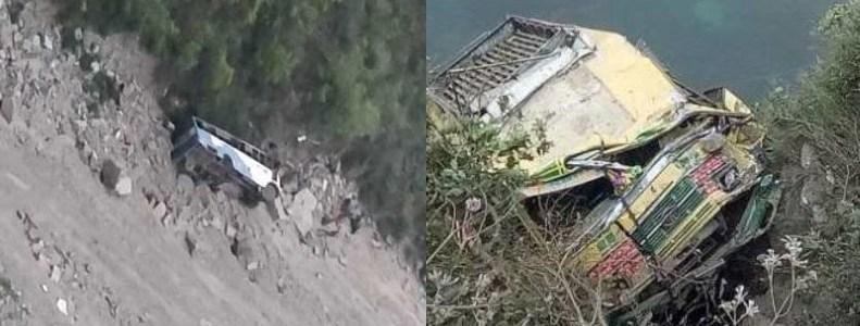 पहाड़ पर हाल के दिनों में सबसे खतरनाक बस हादसा, 12 लोगों की मौत, कई घायल