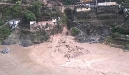 उत्तराखंड : 4 लोग पानी में बहे, आज और कल हो सकती है भारी बारिश, बागेश्वर में मकान गिरा