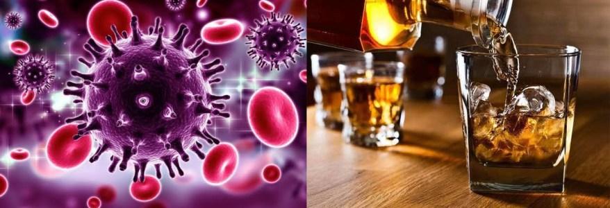शराब पीने वालों को नहीं होता कोरोना वायरस, पढ़िए सोशल मीडिया में वायरल हो रहे इस दावे में कितनी सच्चाई है