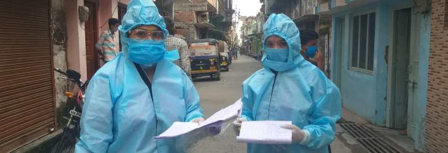 Uttarakhand : 24 घंटे में 13 जिलों में 455 नये कोरोना संक्रमित, 9 मौत, जिलावार विवरण देखें