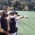 Uttarakhand नैनीताल में मुख्यमंत्री ने नैनीझील जल गुणवत्ता आंकलन प्रणाली का किया लोकार्पण, पूरी खबर पढ़ें