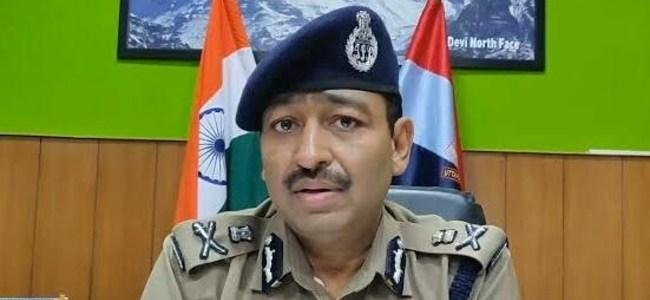 Uttarakhand अशोक कुमार होंगे राज्य के नये पुलिस महानिदेशक, 30 नवंबर को संभालेंगे चार्ज
