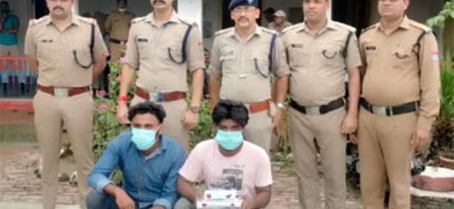 Uttarakhand साथी को छुड़ाने को थाने में थानेदार पर ताना तमंचा, और अब पहुंचा जेल