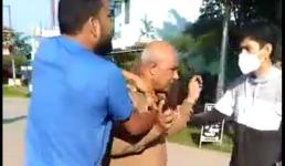 Uttarakhand दरोगा की पिटाई का वीडियो वायरल, देखिए क्या है मामला