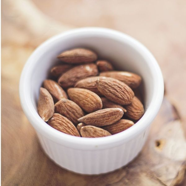 Almonds from Kashmir