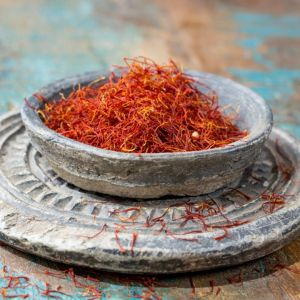Saffron from Kashmir