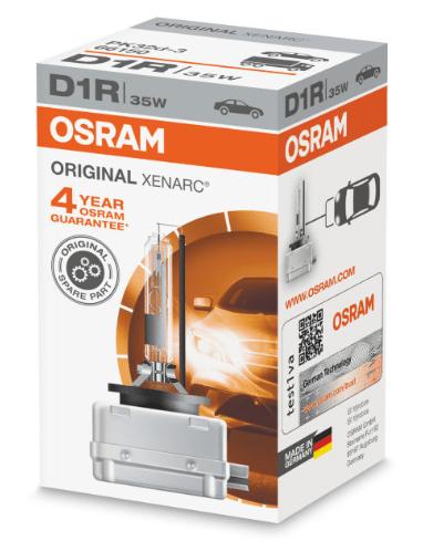 Лампа ксеноновая OSRAM Xenarc Original D1R 85V 35W 1шт. 66150