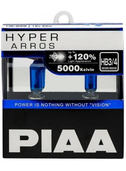 Лампа PIAA Hyper Arros HB3/HB4 5000K 2шт. HE-929